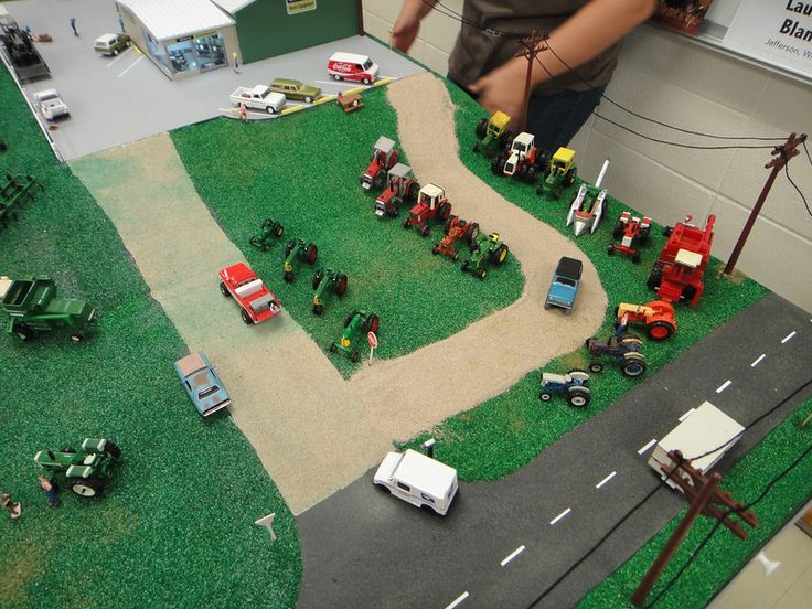 Top 11 ideas about scale models cars trucks and tractors for Scale model ideas