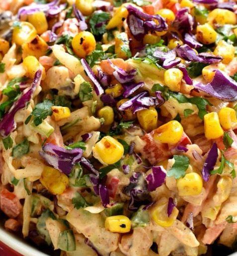 Mexikanischer Krautsalat