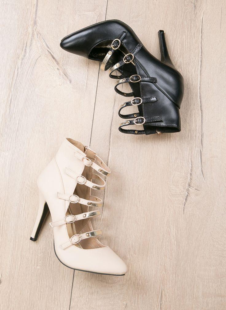 Szpilki Hypnotic Black High Heels / Szpilki / Obuwie damskie - Modne buty, stylowe ubrania i obuwie damskie, sklep z butami i ubraniami, modne buty letnie i zimowe - DeeZee.pl