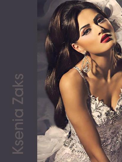 Model Ksenia Zaks Height 183 Cm Hair Brown Eyes