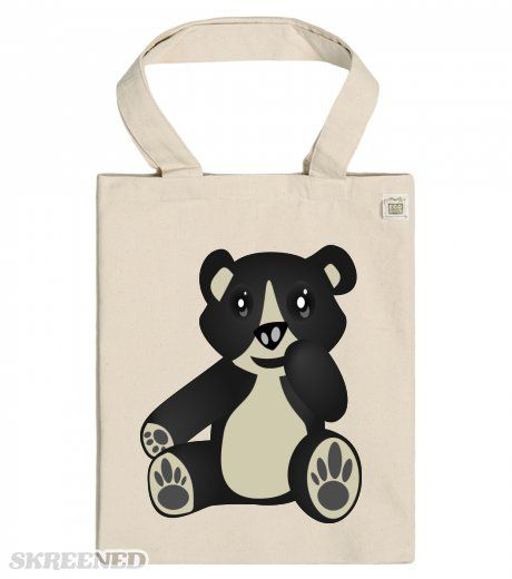Baby Bear ECO Tote Bag