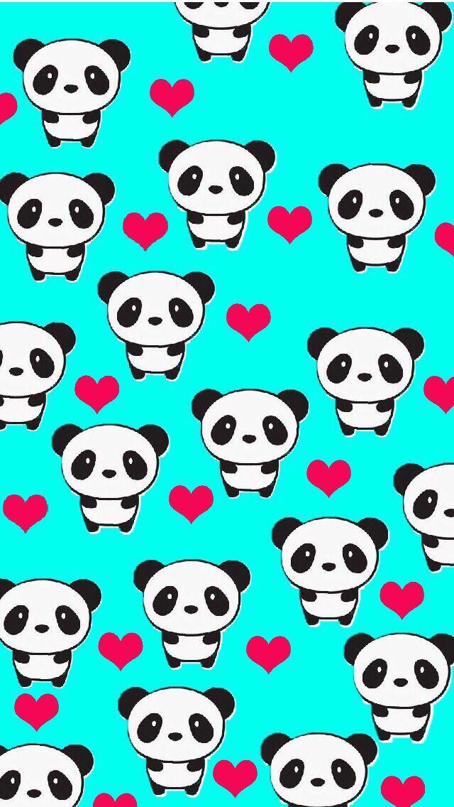 Pandas wallpaper ❤️