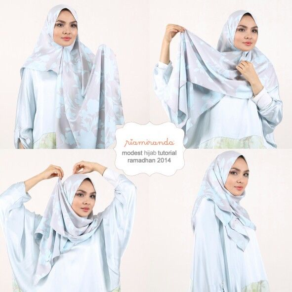 Simple as Ria Miranda Candy Hijab Edition