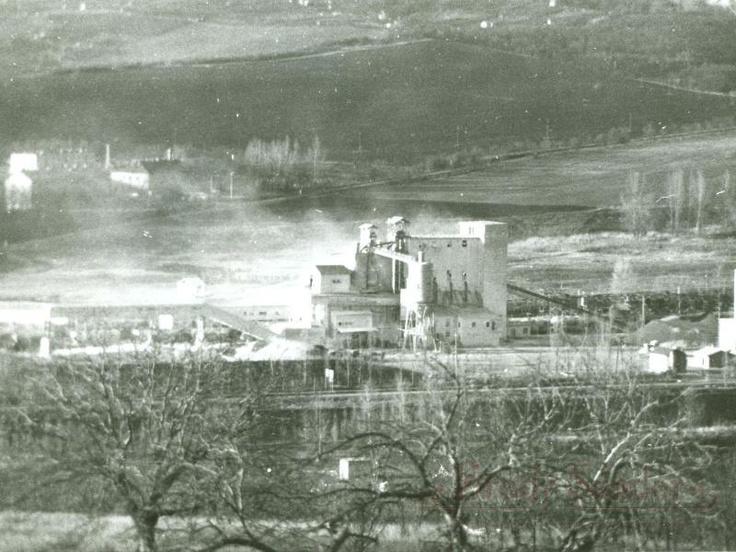 Felnémet kőőrlő 1977. (fotó Nagy Gábor)