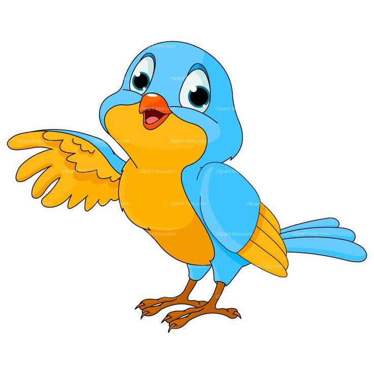 bird clipart clipart bird cartoon royalty free vector