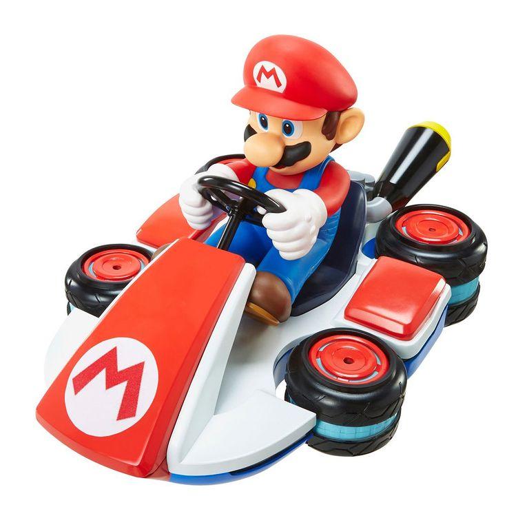Nintendo Mario Kart 8 Remote Control Racer, Multicolor