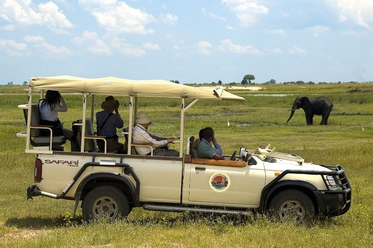 This Chobe safari day trip tour departs daily from Victoria Falls to the Chobe National Park in Botswana. Chobe National Park is a one of the most impressive parks in Southern Africa, boasting a true safari experience with sightings of elephant, buffalo, lions, giraffe and even the elusive leopard, to name a few…