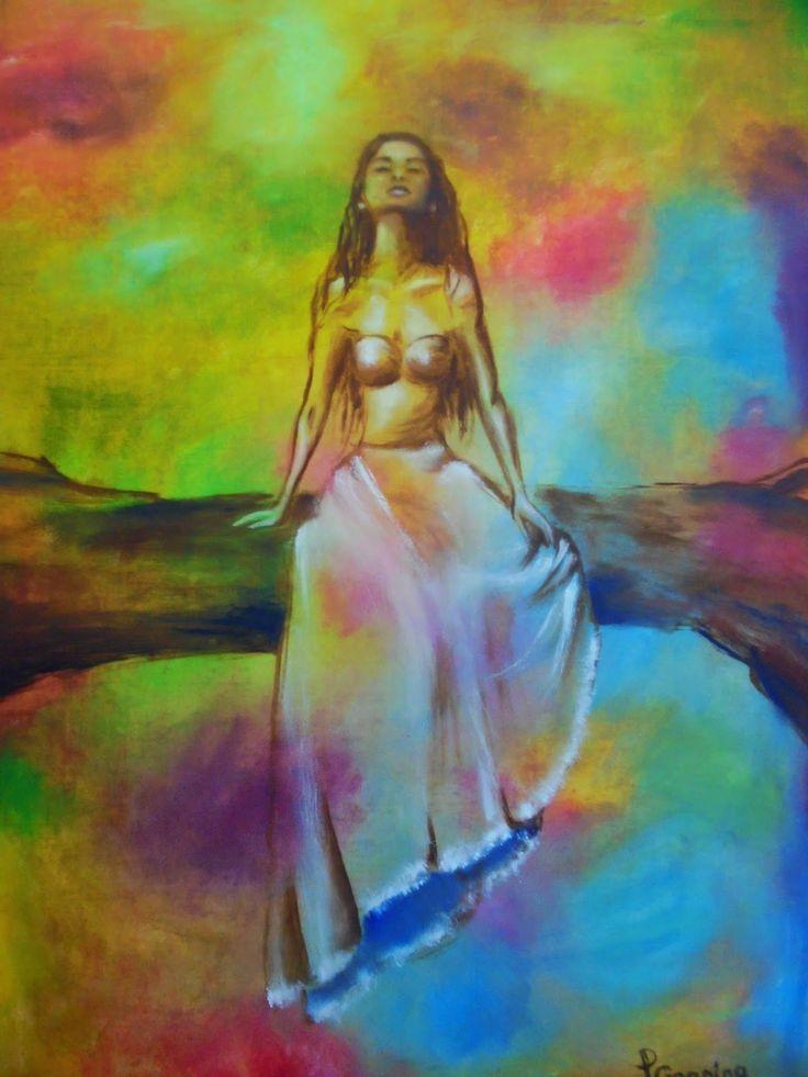 PrisecariuGeaninaArt: Quiet 70x50 oil on canvas
