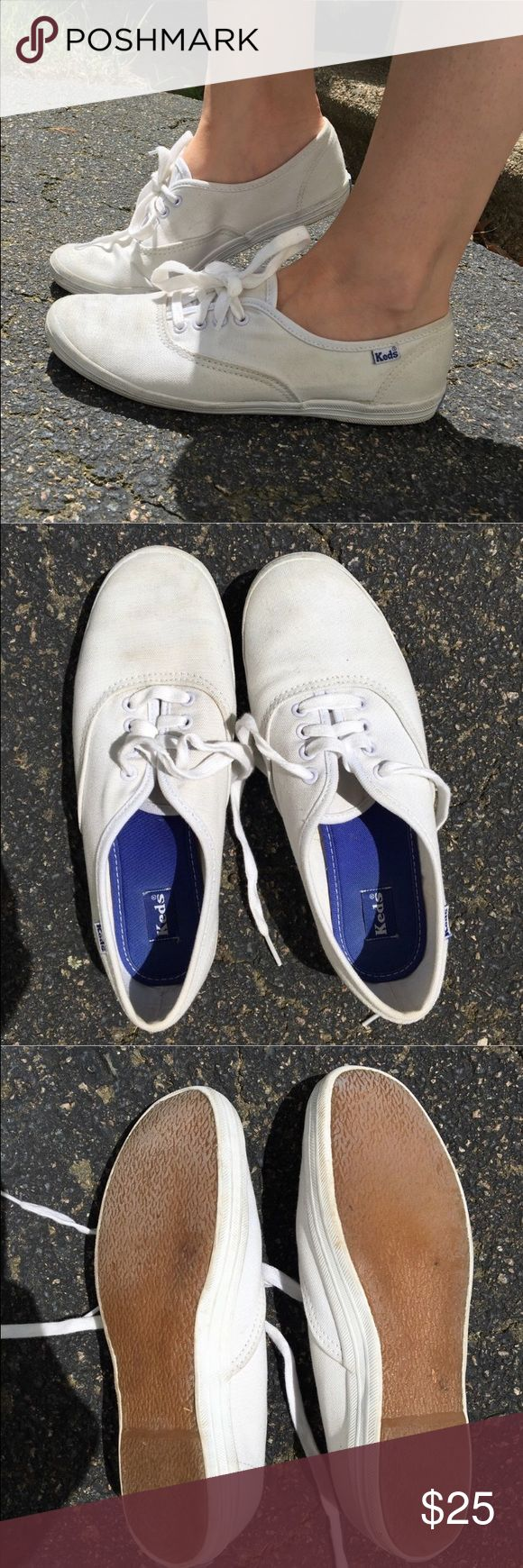 Keds Champion Originals Had to wear these for a dance costume in 2010 but never wore them again. Keds Shoes Sneakers
