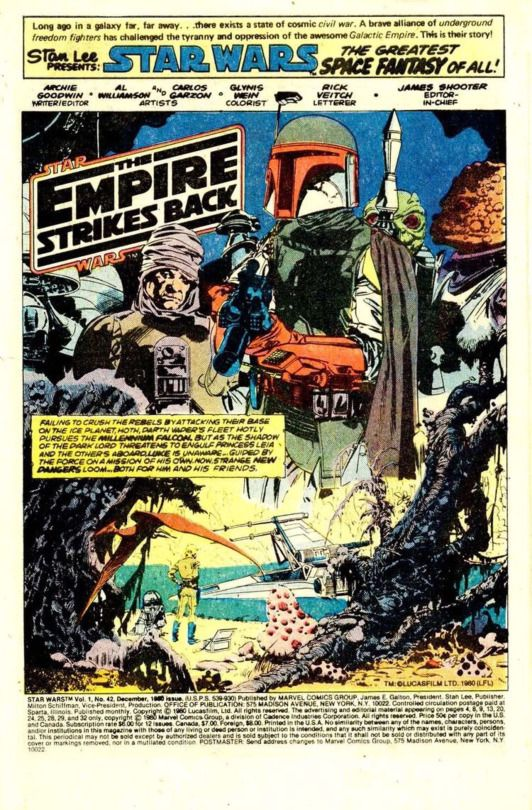 Al Williamson's Star Wars