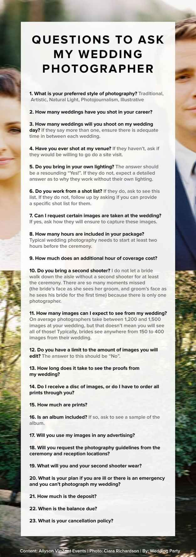 These Diagrams Are Everything You Need To Plan Your Wedding. Questions to ask a Wedding photographer.