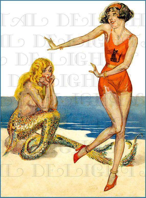 Illustration. Art  Deco