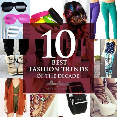 Share your thoughts on Fashion Trends.