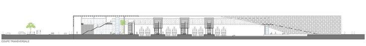 Gallery of Silvio d'Ascia Wins Competition to Design Morocco Rail Station - 8