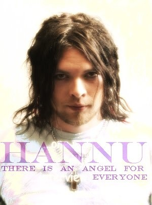 There Is An Angel For Everyone.  You can hear more of Hannu's music here: http://www.hannuofficial.info