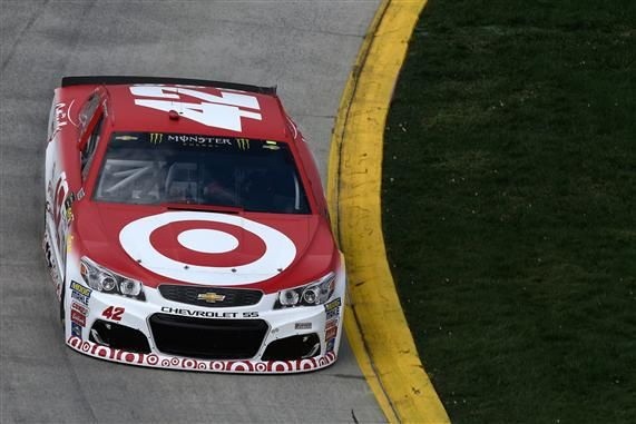 For the second straight week, Kyle Larson will start on the pole for a Monster Energy NASCAR Cup Series event. He can only hope the result of the race is the same, too.