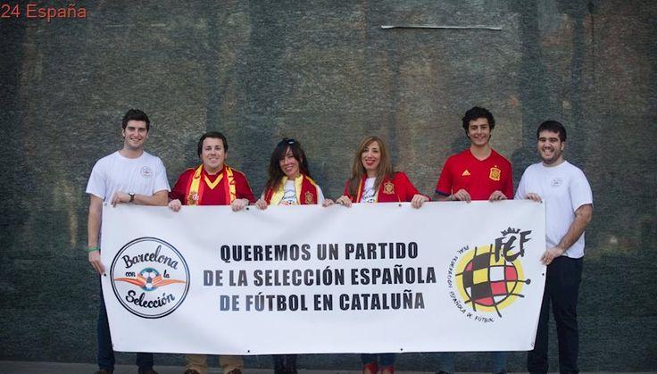 Ada Colau vuelve a prohibir una pantalla gigante para ver a la selección española