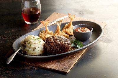 Early Dinner Menu - Saltgrass Steak House - Texas to the Bone!