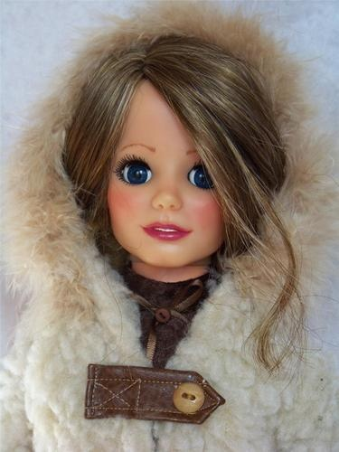 Ideal Crissy Family Kerry OOAK Doll with Cool Outfit by ...