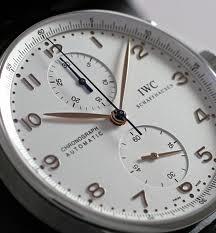 IWC Portoghese ... superlativo orologio di gran classe....