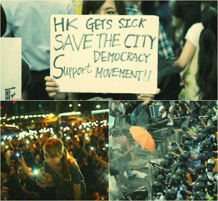 Hong Kong official to meet protesters, Leung Chun-ying would not resign   #HongKongProtests #HongKong #hongkongdemocracy