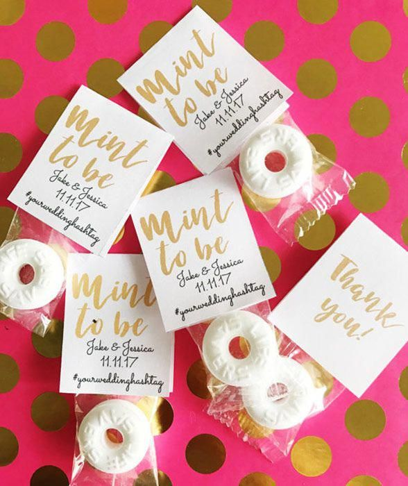 Wedding Favors Are Sometimes Overlooked In The Planning Processand