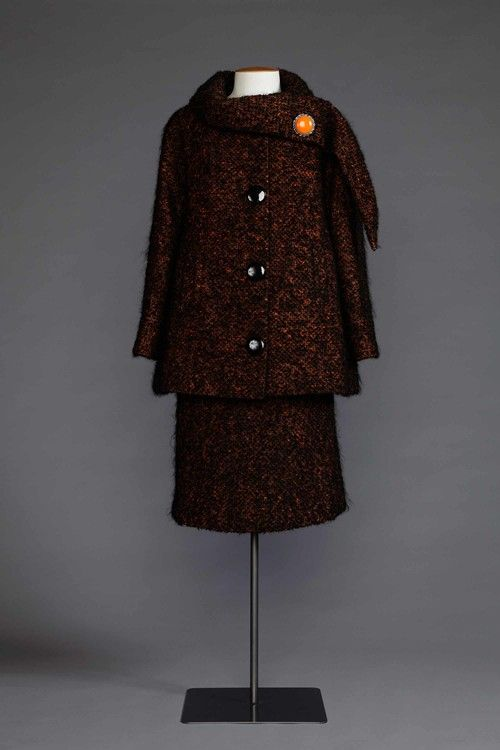 1960s two piece suit