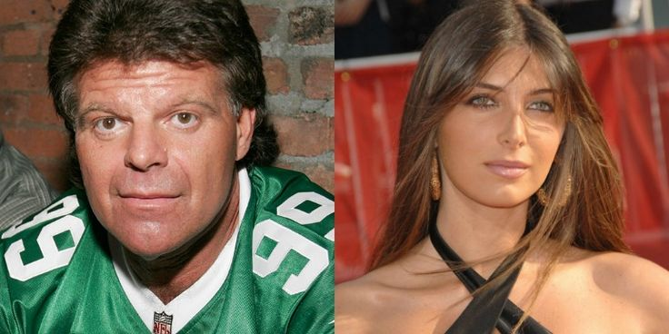 Brittny Gastineau is the beautiful daughter of former NFL defensive end, Mark Gastineau. Brittny is well known these days for two reasons – her reality television show stint with her mother, Lisa, and her prospering modeling career. There was also the time she was very good friends with Paris Hilton, but that didn't last.