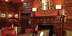 Harvard Club Bar, London