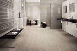FORGIARINI MATÉRIAUX D'INTÉRIEURS tiles design décoration concrete bathroom