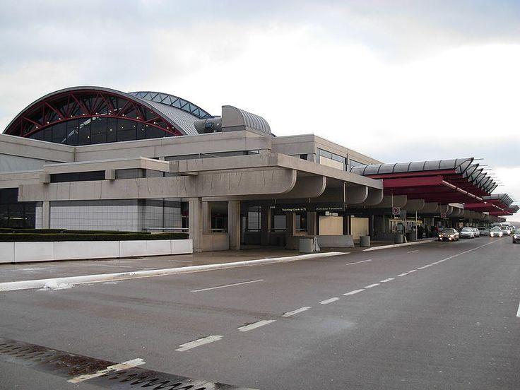 """Pittsburgh International Airport"". # Pittsburgh, Pensilvânia. USA."