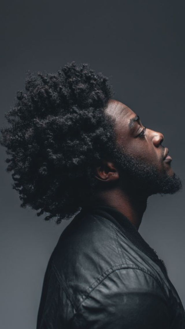 {Grow Lust Worthy Hair FASTER Naturally} ========================= Go To: www.HairTriggerr.com =========================       His Chunky Fro Is AWESOME!!!!!