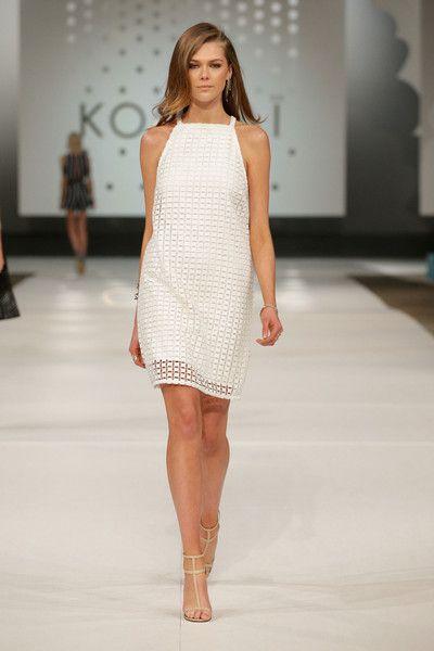 Carla Mini Dress Brazillia Heels