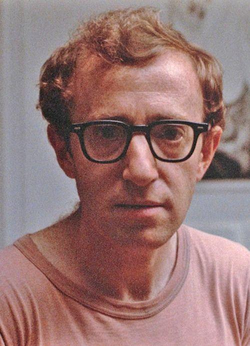 Woody Allen in 'Annie Hall', 1977
