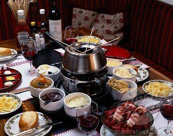 Ahhhh...fondue bourguignonne, another Miam!