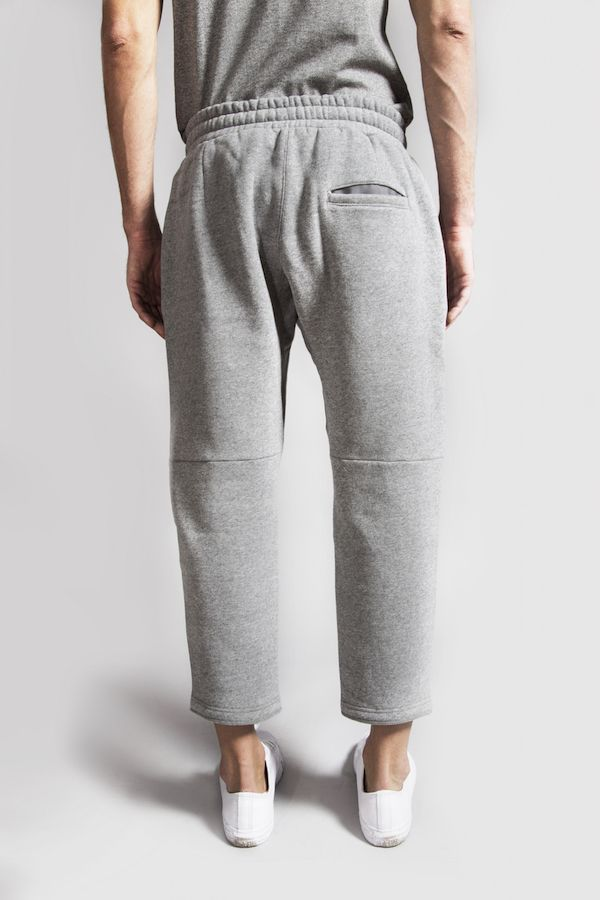 "Pantalón Jogging ""Crop"" 