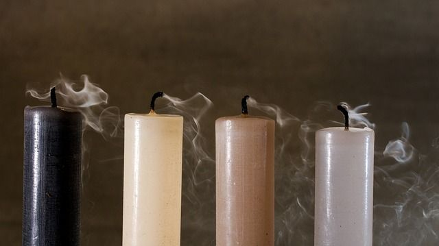Fly Repellent Candles | Fly repellant, Candles, Repellent