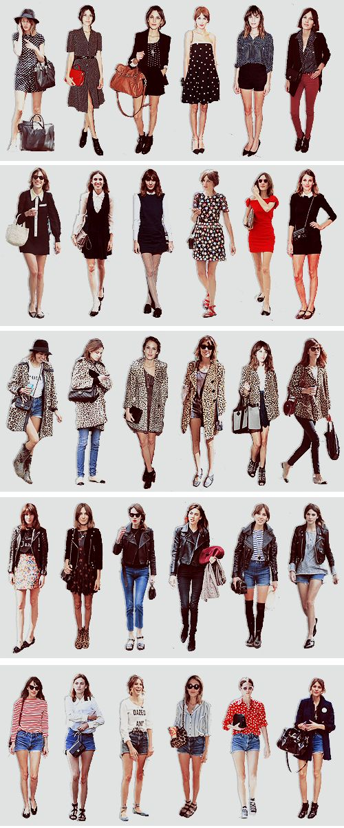 Alexa Chung style revisited For more style inspiration: http://theherissue.blogspot.co.uk