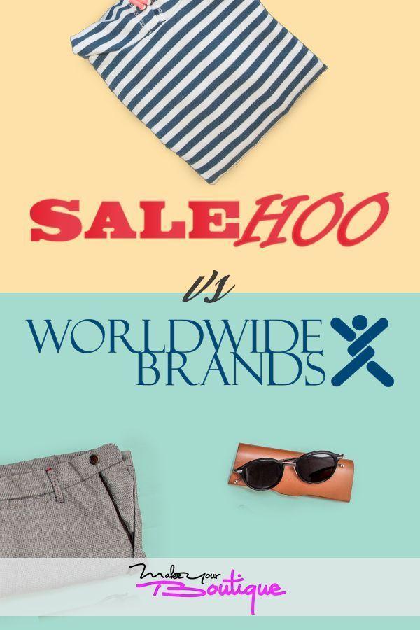 Salehoo vs  Worldwide Brands Review | Online Business | Successful