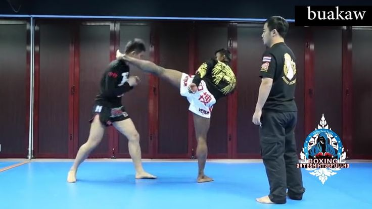 Buakaw Banchamek  2017 teaching 播求親自教學泰拳 HD  by artesmixtasfullhd