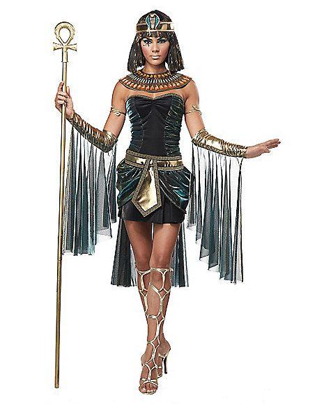 Egyptian Goddess Adult Womens Costume - Spirithalloween.com
