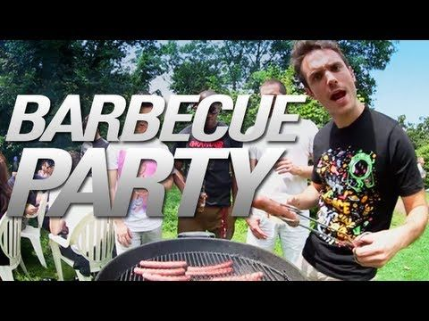 JEROME - BARBECUE PARTY - CLIP