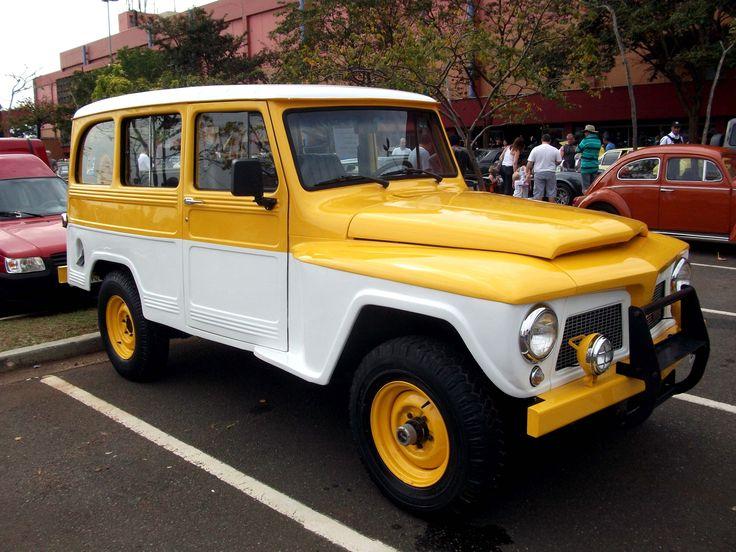Willys Rural 4x4 1966
