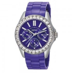 Dolce Vita Purple Esprit : http://ceasuri-originale.net/ #esprit #watches #fashion #trendy #ceasuri #moda