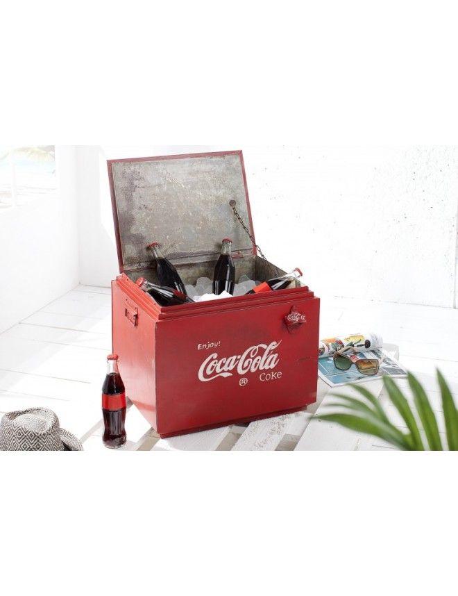 MASA DE CAFEA/ LADA BAUTURI - COCA COLA DESIGN - 36603
