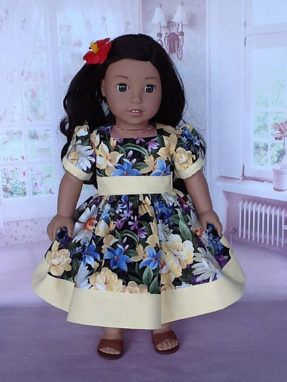Doll clothes for American Girl dolls and other 18 inch dolls.