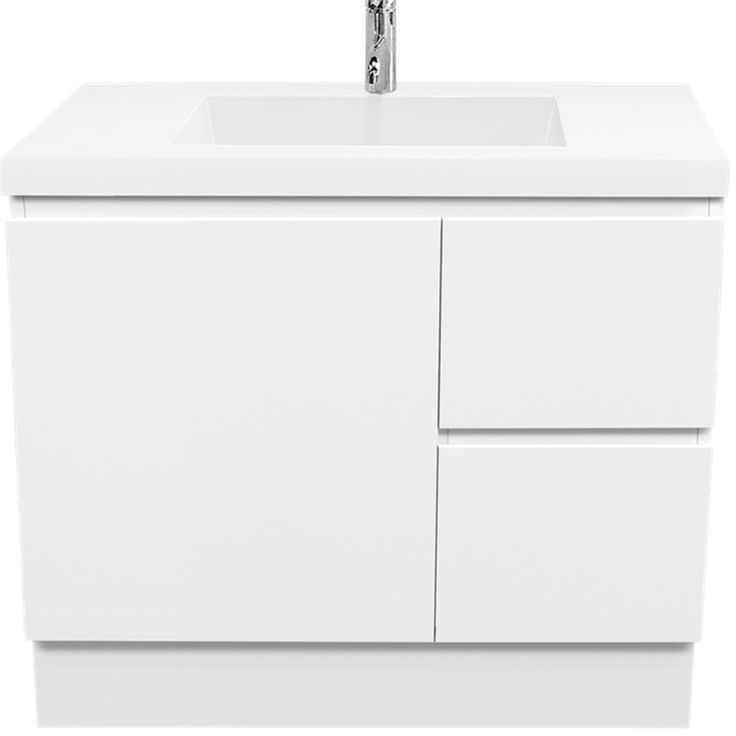 Find Cibo Design 900mm Function Slimline Floor Vanity at Bunnings Warehouse. Visit your local store for the widest range of bathroom & plumbing products.