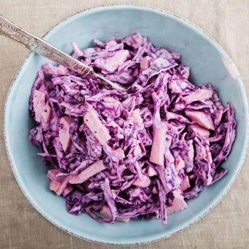 Ett färgglatt recept på tillbehör som passar till kyckling, quorn eller färsbiff.