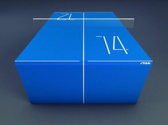 il tavolo da ping pong definitivo