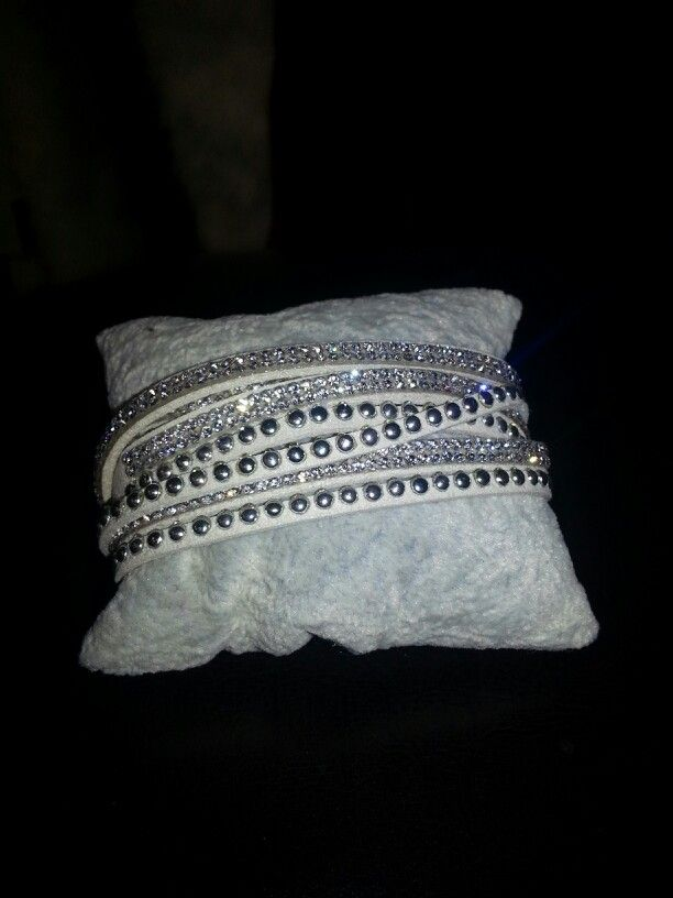 Fo-suede wrap by Jacqueline Kent jewelry! $20.00 cad each! Contact Phadenko@gmail.com
